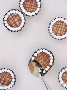 Individual Banana Cream Pies ♥