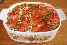 Tiramisu mit Erdbeeren und Rhabarber (GG) .:. KOCHMEISTER