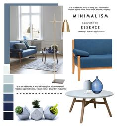 """Nordic Minimalism"" by viva-12 on Polyvore featuring interior, interiors, interior design, home, home decor, interior decorating, Bloomingville, Home, furniture and homedecor"