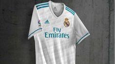 Filtrada! La camiseta del Real Madrid para la próxima temporada para l