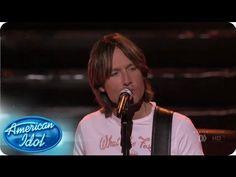 "Keith Urban entonó la hermosa balada ""Little Bit of Everything"" en la final de American Idol"