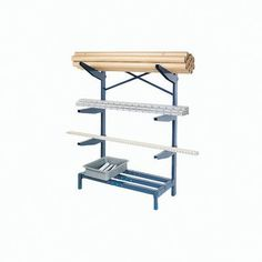 Nexel Additional Straight Arms for Cantilever Rack 24""