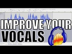 """▶ """"How to Make Your Voice Sound Better in Audacity"""" - How to Edit Gameplay Commentaries - YouTube"""