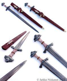 Modern viking sword from Jarkko Niskanen