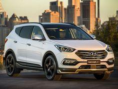 Hyundai Santa Fe 7 Seater Suv Australia
