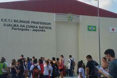 Amazonas tem primeira escola bilíngue de japonês e português