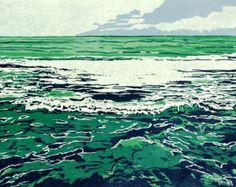LisaVanMeer - groene zee