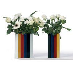 Piet Mondrian, Vase line-up -