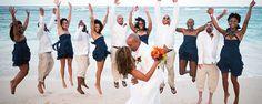 Beach Wedding Attire & Dresses for Men and Women by Wedding Tropics