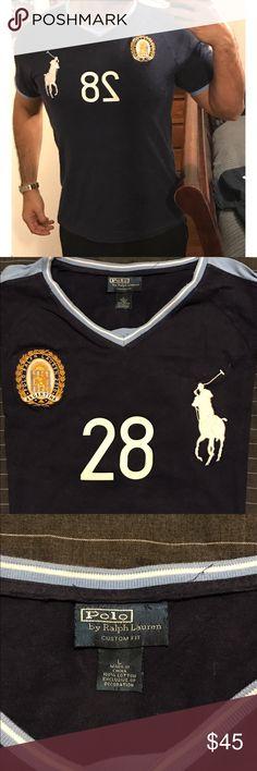 Ralph Lauren Argentina World Cup Shirt Ralph Lauren World Cup Argentina Custom Fit Shirt. Polo by Ralph Lauren Shirts Tees - Short Sleeve