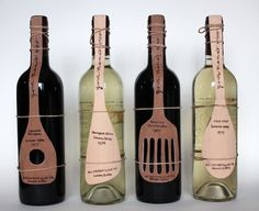 Your Mama's Wine, design for cooking wine by Stephanie Rachel