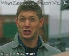 What Supernatural Taught Me 94
