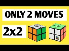 How to Solve 2x2 Rubik's cube with 2 moves - (FINALLY EXPOSED) - YouTube