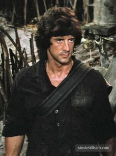 Rambo: First Blood Part II - Publicity still of Sylvester Stallone. The image measures 606 * 816 pixels and was added on 3 April Hollywood Actor, Hollywood Stars, Hollywood Actresses, Actors & Actresses, Handsome Italian Men, Rocky Stallone, Sylvester Stallone Rambo, Stallone Movies, Rocky Film