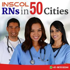 Nurses, Open the world of opportunities! Become a Registered Nurse in Canada, UK, USA, Australia and New Zealand!