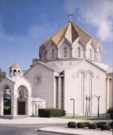 St. John's Armenian Church in Southfield,  Michigan