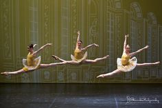 Kristina Kretova, Anna Tihomirova, Anastasia Stashkevich, Photo by ©Stanislav Belyaevsky, 2013 Dance Open Ballet Festival, Saint Petersburg, Russia