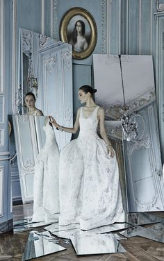 New fashion photography vogue haute couture patrick demarchelier 34 Ideas Patrick Demarchelier, Dior Haute Couture, Look Fashion, New Fashion, Trendy Fashion, Fashion Art, Fashion Design, Dress Fashion, Fashion Clothes
