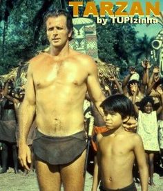 Tarzan's first telecast was on September the last was on September Ron Ely played Tarzan. I had a crush on Tarzan at a VERY young age! Mejores Series Tv, Tarzan Of The Apes, Cinema Tv, Uppsala, Old Tv Shows, Vintage Tv, My Childhood Memories, Teenage Years, Classic Tv