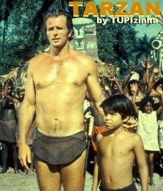 Tarzan - Ron Ely, Gostava muito da abertura..Episódios sem o menino eram melhores..