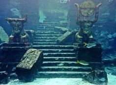 Temple of Hathor found under water in South America
