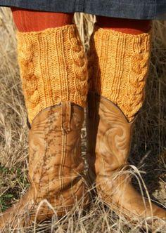 8 Leg Warmer Patterns to Make
