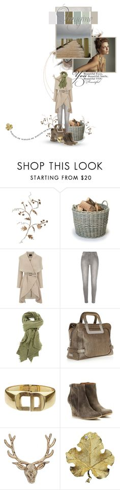 """Soft Autumn"" by spicemarket ❤ liked on Polyvore featuring Stray Dog Designs, Mischa Barton Handbags, Oasis, Hobbs, Faliero Sarti, Botkier, Susan Caplan Vintage, Lanvin, Topshop and Buccellati"
