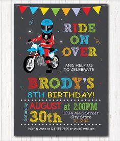 Trendy dirt bike birthday party ideas names 38 ideas Motocross Birthday Party, Motorcycle Birthday Parties, 3rd Birthday Party For Boy, Dirt Bike Party, Dirt Bike Birthday, Motorcycle Party, Joint Birthday Parties, Birthday Ideas, Bobbers