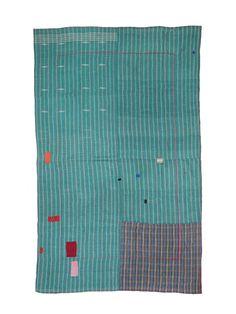 Image of Vintage Kantha Quilt 010