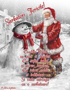 Crăciun fericit  să aveţi şi frumos  Cu suflet curat  şi mereu luminos,  Cu inima caldă  şi iubitoare  Şi viaţa întreagă  ca o sărbătoare! Christmas Wishes, Christmas Time, Holidays And Events, Christmas Tree Decorations, Holiday Cards, Diy And Crafts, Merry Christmas, December, Winter
