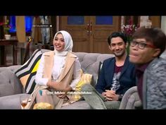 Film Baru Laudya Chintya Bella dan Reza Rahadian - Ini Talk Show 26 Januari 2016