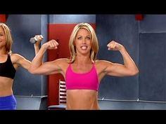 Denise Austin: Arms & Shoulders Workout- Level 2 (+playlist)
