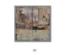 Alföldi László András: A kiállítás anyaga Texture Painting, Vintage World Maps
