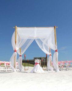 Florida beach wedding themes by Suncoast weddingsSuncoast Weddings
