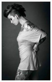 The Pixie Revolution: Hottest Shorthaired Pics Of The Year (2012)