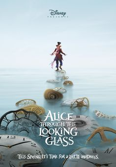 Alice returns to the whimsical world of Underland and travels back in time to save the Mad Hatter.