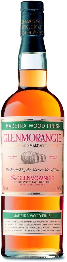 Glenmorangie Madeira Wood Finish