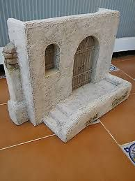 Collection and tips for hobbies Nativity House, Cardboard Box Houses, Fontanini Nativity, Christmas Manger, Dungeons And Dragons Game, Pottery Houses, Hobby House, Miniature Crafts, Christmas Projects