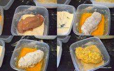 Cordon Bleu din piept de pui reteta pas cu pas | Savori Urbane Cordon Bleu, Sausage, Meat, Food, Sausages, Essen, Meals, Yemek, Eten