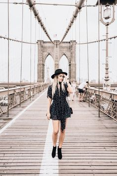 Travel Album, Boho Fashion, Fashion Outfits, Adventure Is Out There, Wanderlust Travel, Western Wear, Brooklyn Bridge, Boho Chic, To Go