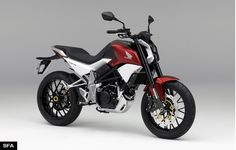 Honda バイク モーターサイクルショー