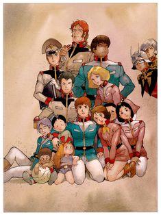 Post with 1057 votes and 24874 views. Shared by Gundam UC: One of the best science fiction universes Old Anime, Anime Manga, Anime Art, ガンダム The Origin, Japanese Robot, Zeta Gundam, Gundam Wallpapers, Gundam Mobile Suit, Gundam Art
