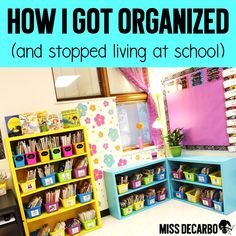 How I Stay Organized: Weekly Lesson Planning Tips
