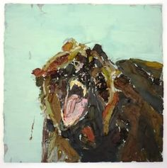 Allison SCHULNIK - Big Bear Head (2008-2009)
