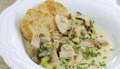 Gebratene Semmelknödel mit Pilz-Staudensellerie-Sauce - ein schmackhaftes MAGGI Rezept aus der Kategorie Länderküche. MAGGI Kochtipps für ein gutes Gelingen.