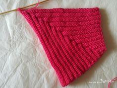 대바늘 모자 스텔라픽시 요정모자 뜨기 (도안,뜨는법) : 네이버 블로그 Knitted Hats, Crochet Top, Diy Crafts, Knitting, Kids, Women, Craft Ideas, Fashion, Tejidos