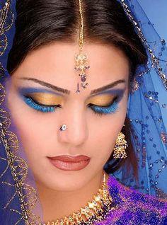 Stunning Middle Eastren Makeup