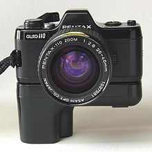 Pentax Auto 110 - Wikipedia, the free encyclopedia