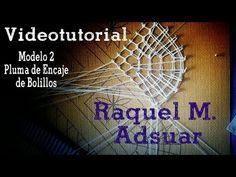 Raquel M Adsuar Bolillotuber Bordado Popular, Bobbin Lacemaking, Lace Heart, Lace Jewelry, Needle Lace, Lace Making, Irish Crochet, Lace Detail, Needlework