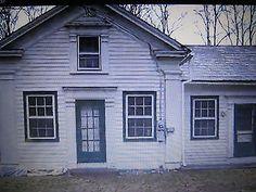 1820's Greek Revival House Salvaged Davenport NY